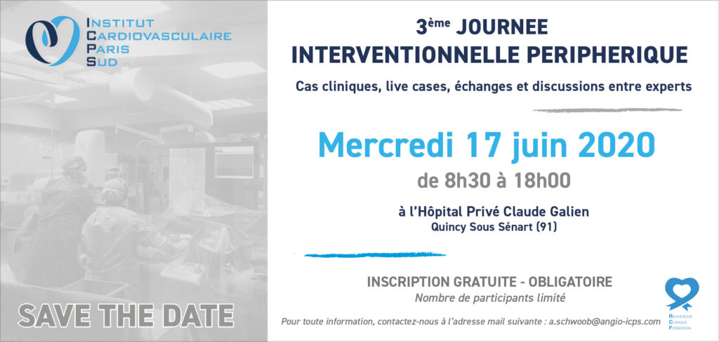 SAVE THE DATE PERIPHERIQUE