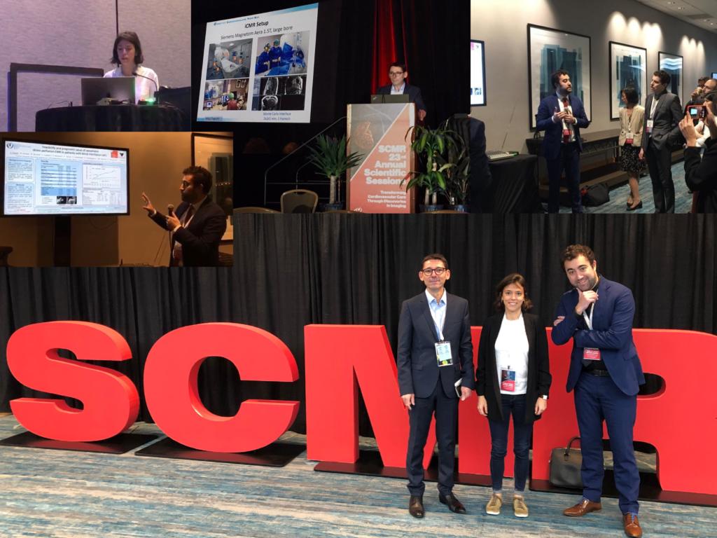 ICPS au SCMR (congrès IRM)